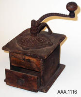Coffee Grinder - Wood/Metal
