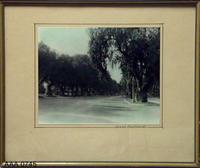 Framed Print - Street Scene