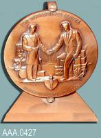 Medal - Brass