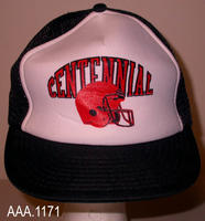 Baseball Hat - Cloth/Plastic/Foam