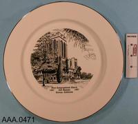 Plate - Ceramic