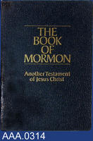 Book of Mormon - Paper