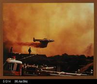 Photo - 1977 - Fire - Air Drop