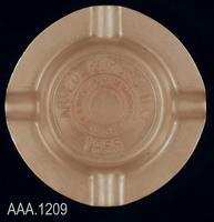 Ash Tray - Aluminum