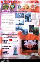 A Veterans  Archive  - Paper/Foamcore