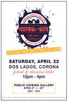 CNUSD Festival of the Arts 2017 Poster