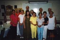 Corona Art Association Board Members