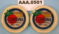 Corona Centennial Magnet