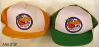 1986 Corona Centennial Ball Caps - Cloth