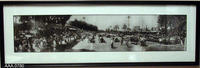 1913 Corona Road Race Starting Line - Framed Photograph