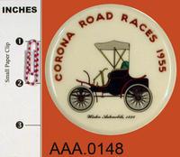 Corona Road Races 1955 Paper Weight