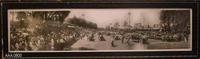 1913 Corona Road Racing Framed B/W Photograph