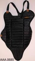 Catcher's Vest - Nylon/Leather/Metal