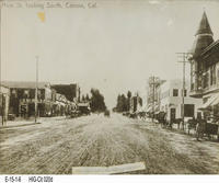 Photo - c. 1900 - 6th and Main Street