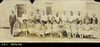 Photo - c. 1925 - Staff of Jameson Packing House