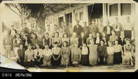 Photo - 1948 - Staff of Jameson Packing House