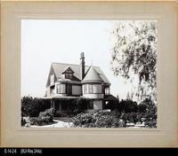 Photo - c. 1890 - George Joy - 1127 E. Grand Boulevard