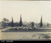 Photo - c. 1920's - Sunnyslope Cemetery - Grave of Joe Dalcamo