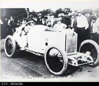 Photo - 1914 - Eddie Rickenbacker - Peugot