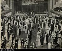 Photo - c. 1946 - Order of Redmen - Grand Ball