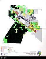 Map - 2001 - Elsinore Area Plan - Land Use Plan - Large Map