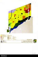 Map - 2001 - Eastvale Area Plan - Proposed Land Use Plan -  Small Map