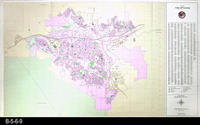 Map - 1999 - City of Corona - Street Indexed Map - Geographic Information Services...