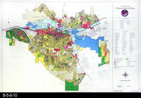 Map - 1999 - City of Corona - Zoning and Specific Plans