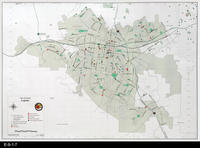 2008 - General Purpose and Planning Map, Map Collection