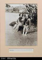 Photo - c. 1890 - Rowena Self and Friend