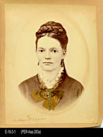 Photo - c. 1880 - Emma Mason Taylor - Age 26 years
