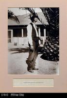 Photo - c. 1890 - Frederico Botiller, Grandson of Bernardo Yorba