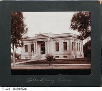 Photo - 1920 - Corona Carnegie Public Library