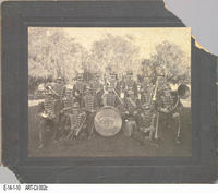 Photo - 1902 - Corona City Band