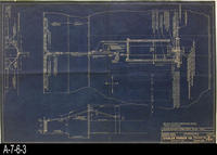Blueprint - 1929 - Transmission Added Olive Heights Citrus Association, Olive,...                 CA