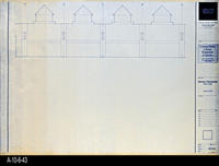 Blueprint - Corona Public Library - Interior Elevations Main Level - A5.14