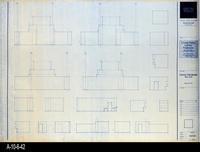 Blueprint - Corona Public Library - Interior Elevations Main Level - A5.13