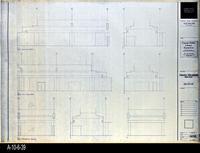 Blueprint - Corona Public Library - Interior Elevations Main Level - A5.10