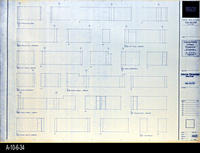Blueprint - Corona Public Library - Interior Elevations Main Level - A5.5