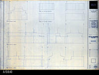 Blueprint - Corona Public Library - Interior Elevations Main Level - A5.11