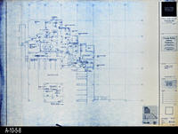 Blueprint - Corona Public Library - Lower Level Power Plan North - E3.1.1