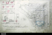 Blueprint - A-1 Architectural:  Site and Grading Plan