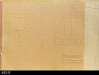 Blueprint - Heritage Room Electrical Plan - Job No. 101-73