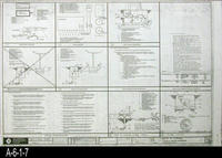 Blueprint - 1993 - Irrigation Details Plan - Drawing L-7