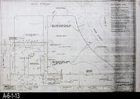 Blueprint - 1993 - Demolition Plan - Drawing C-2