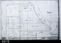Blueprint - 1993 - Horizontal Control Plan - Drawing C-7