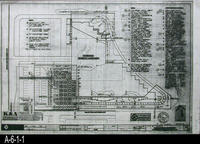 Blueprint - 1993 - Landscape Construction Plan - Drawing L-1
