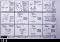Blueprint - 1993 - Irrigation Details Plan - Drawing L-6