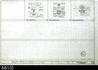 Blueprint - 1993 - Planting Details Plan - Drawing L-10