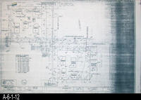 Blueprint - 1993 - Demolition Plan - Drawing C-1